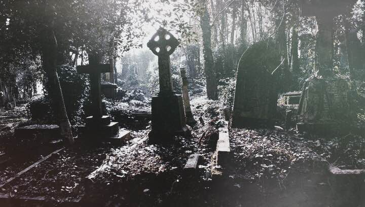 the cemetery as a spiritual experience patricia lundy